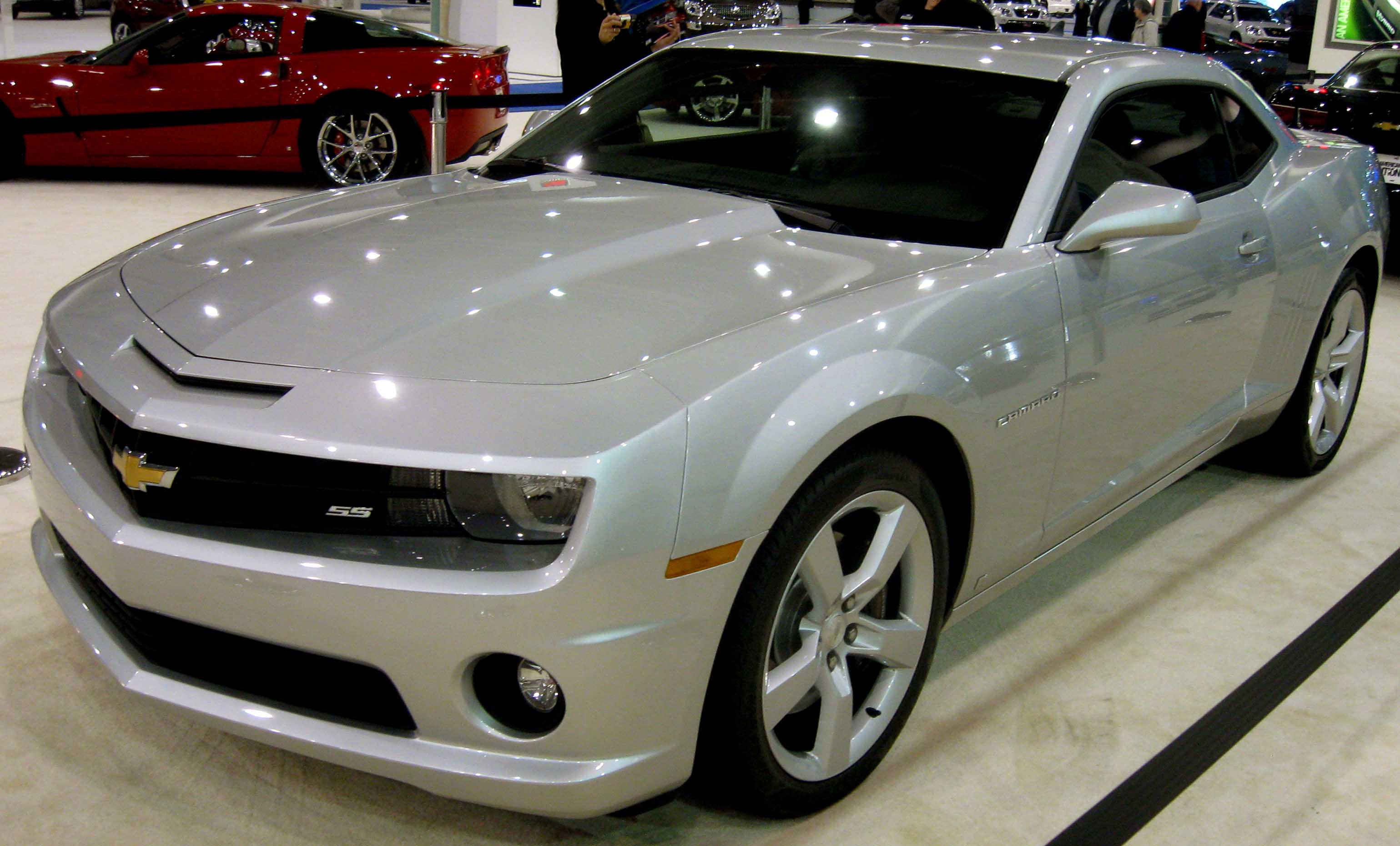 Chevrolet Camaro Over the Years - Car Lovers Direct