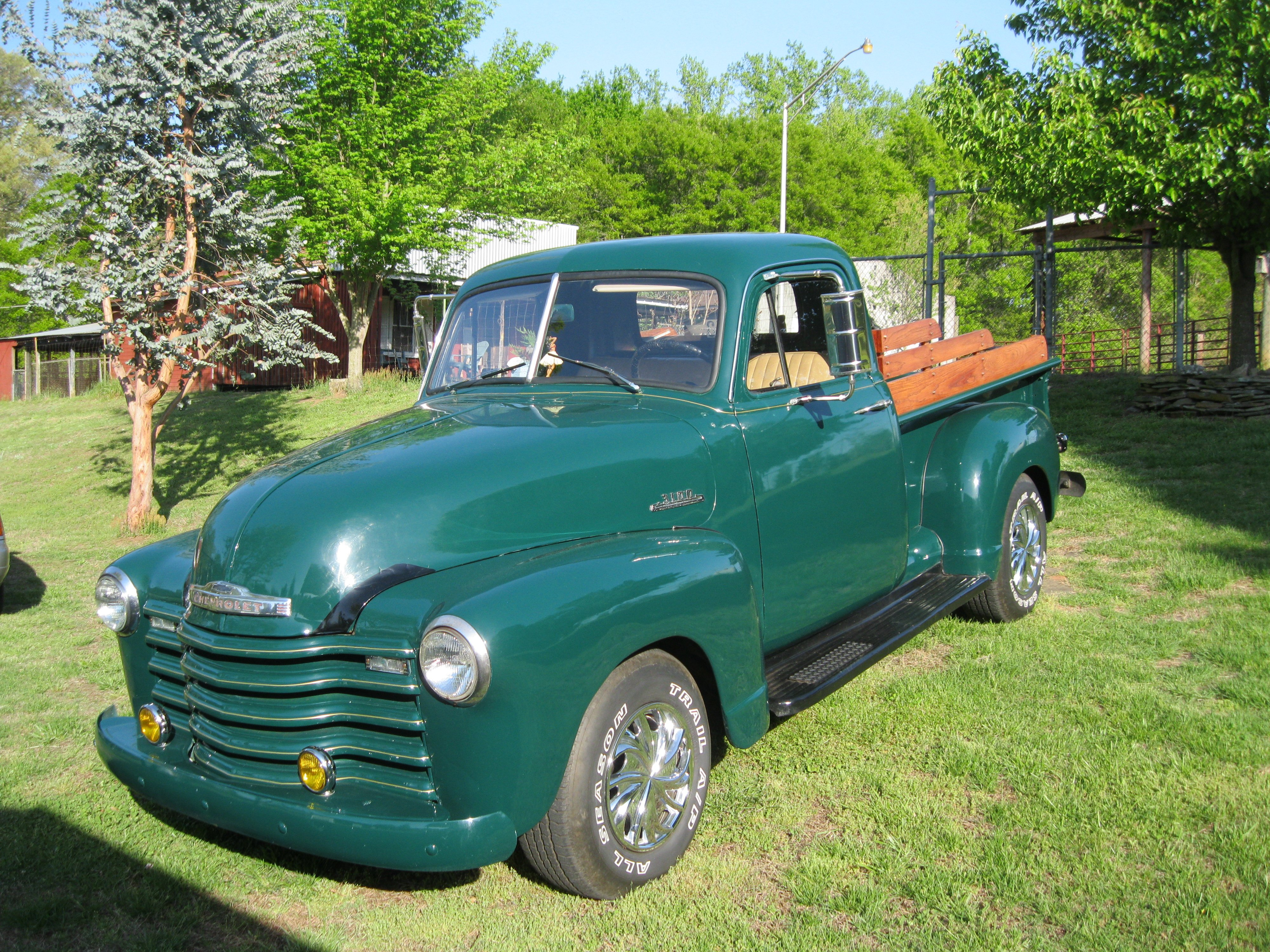 Grady S 1953 Chevy Truck Car Lovers Direct