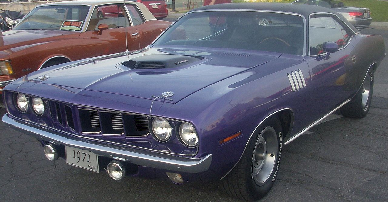 The History of the Plymouth Barracuda - Car Lovers Direct