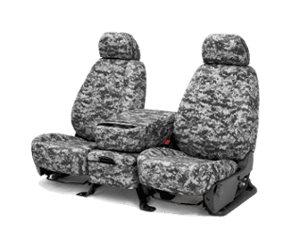 Caltrend Urban Digital Camouflage Seat Covers