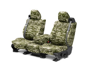 Caltrend Forest Digital Camouflage Seat Covers
