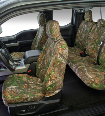 RealTree® Xtra Green Seat Covers by Carhartt&reg