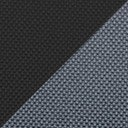 CHARCOAL INSERT WITH BLACK TRIM material swatch